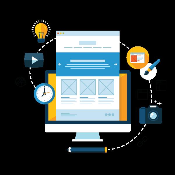 Conception de sites web personnalisés