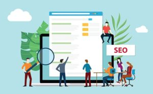 SEO web search engine positioning agency