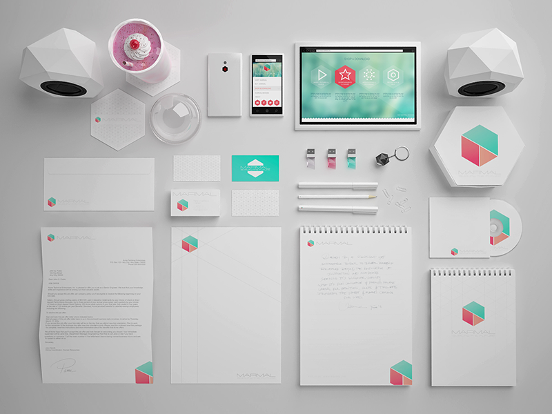 design graphique pour votre entreprise
