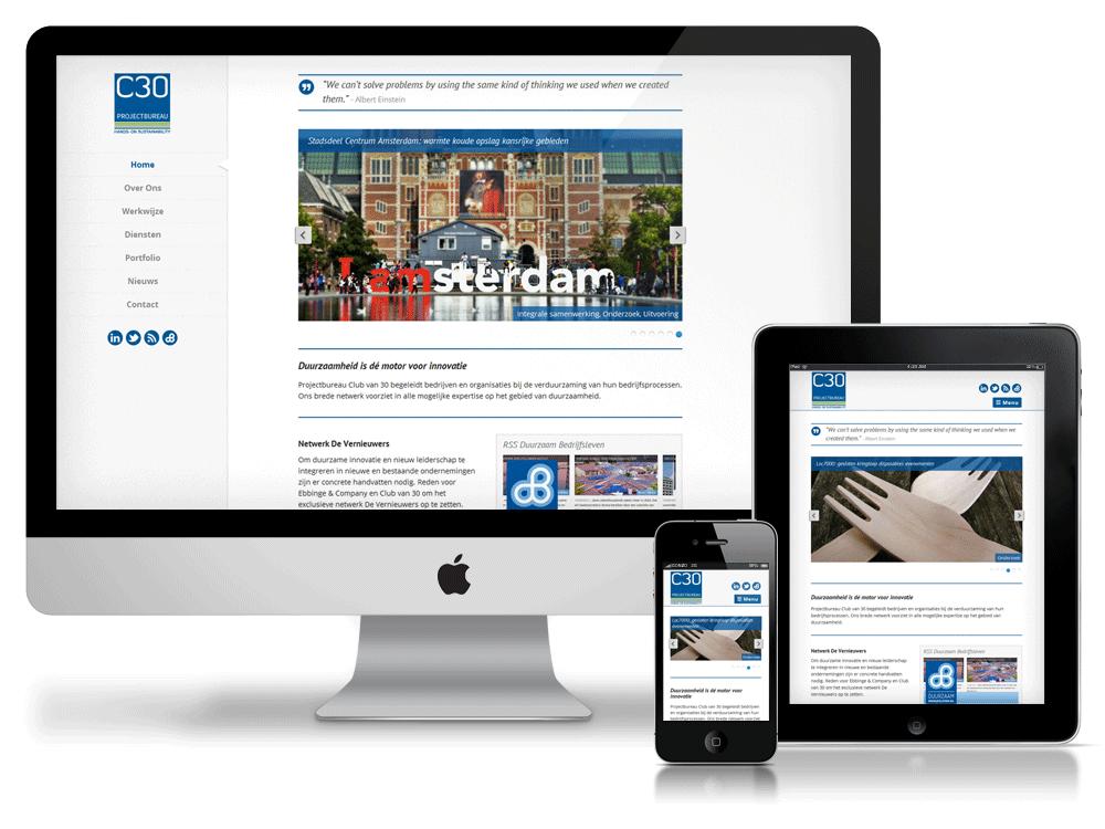 Diseño web Responsive para empresas