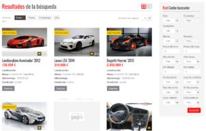 pagina web coches 1
