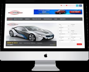 pagina web de coches