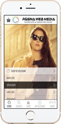 Iphone App prestashop