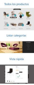 crear diseño tienda de decoracion