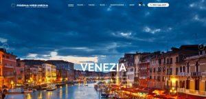 diseño agencia de viajes