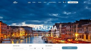 wordpress travel agencies