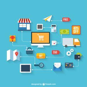 diseño web ecommerce y mcommerce