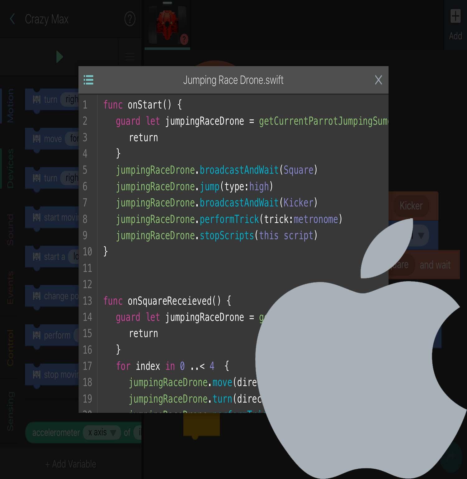 programación swift para ios