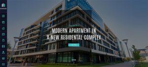 Crear página web para una inmobiliaria de bienes raíces