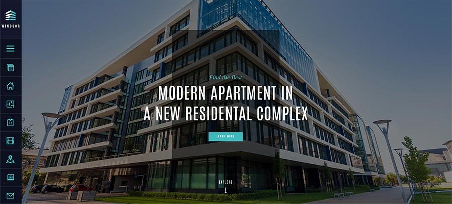 Crear página web para una inmobiliaria