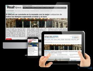 Solicitar publicación en periódicos