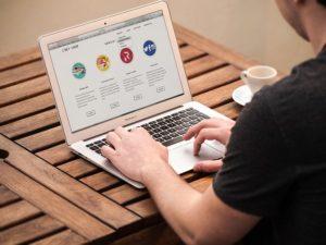 Tendencias diseño de páginas web 2017