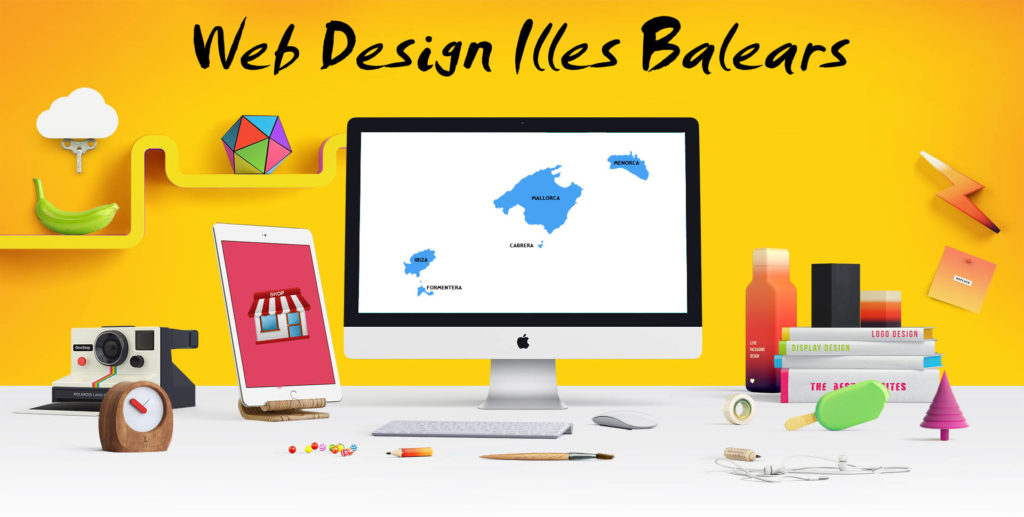 Webdesign-Unternehmen in Palma de Mallorca, Balearen
