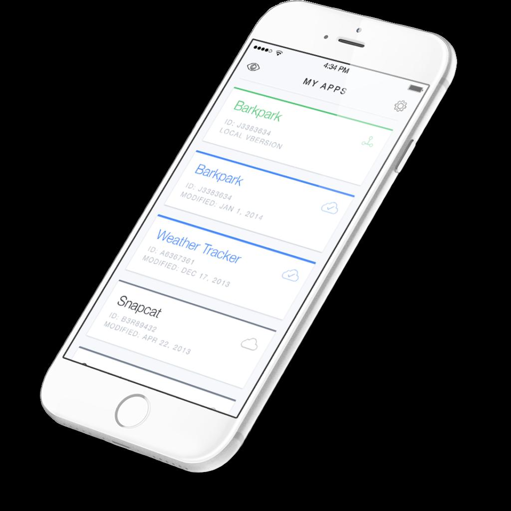 Desarrollo de apps móviles corporativa en ionic