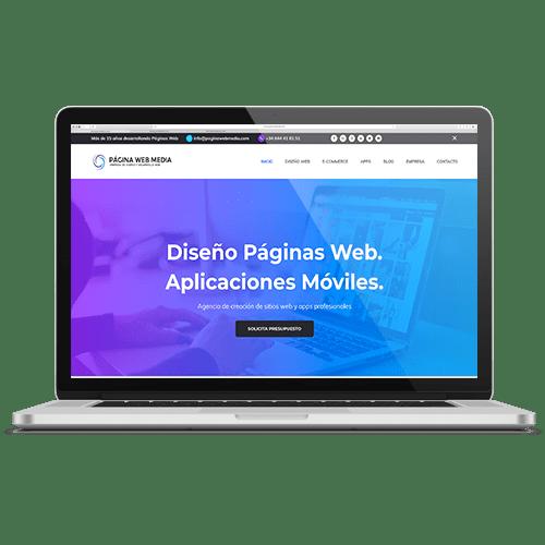 Coste página web