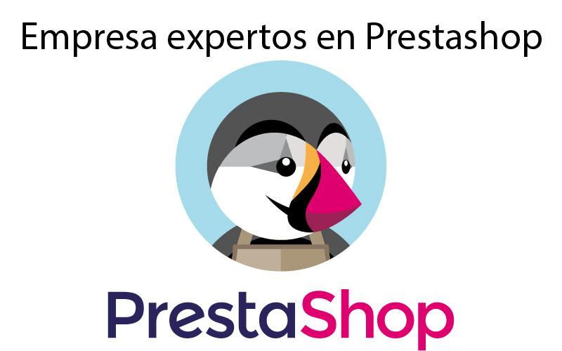 Empresa expertos en Prestashop