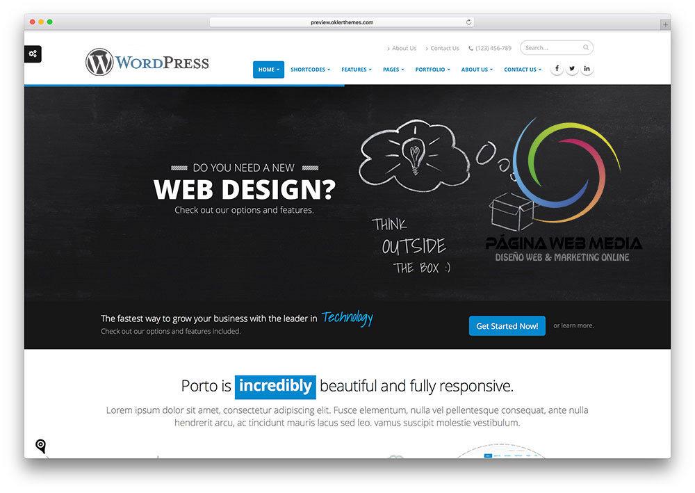 Agencia experta en WordPress, modificaciones a medida