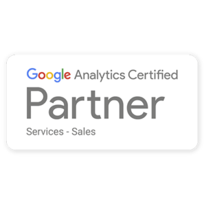 Google analytics certified company
