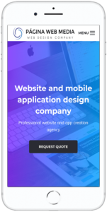 Website design and creation at the best price