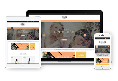 create complete e-commerce systems