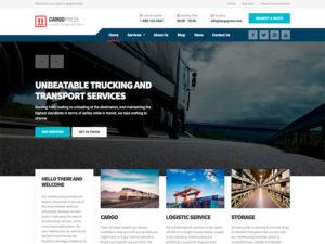 transport web design agency