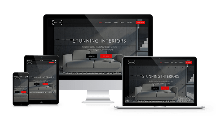 design-web-for-interior design