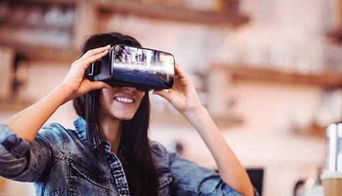 Agencia de realidad virtual