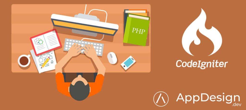 web development Codeigniter