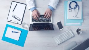 Web design for doctors