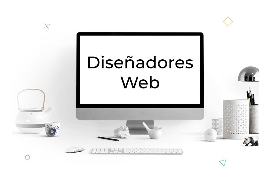 diseñador web en España