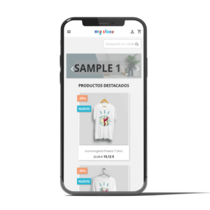 Create App for Prestashop Online Stores