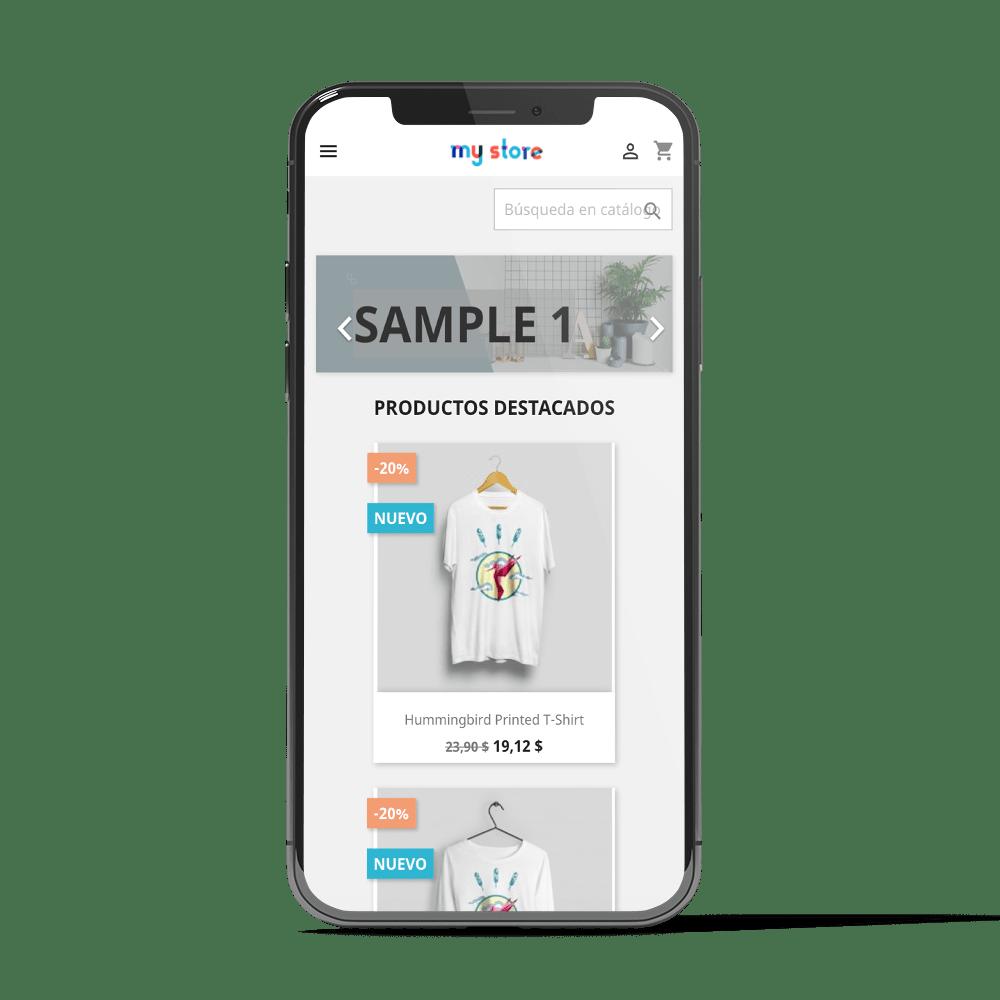 Create App for Prestashop Online Stores