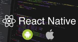 Application development with React Native