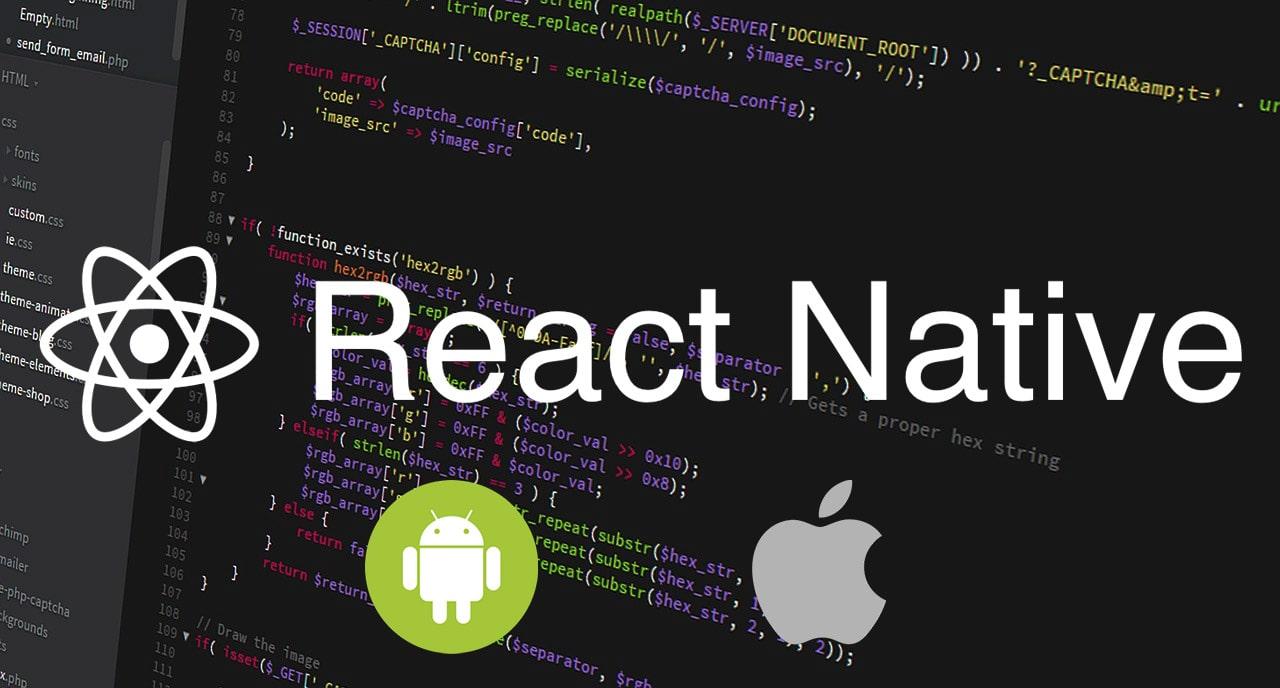 Desarrollo de aplicaciones con React Native