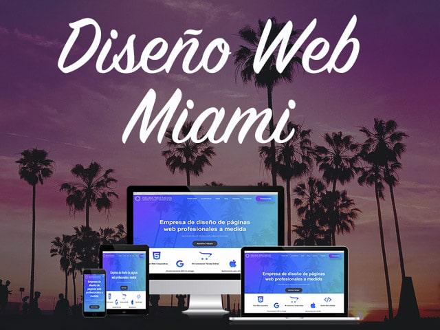 Diseño web Miami