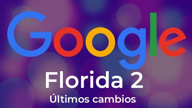 Google Florida Algorithmus Update 2