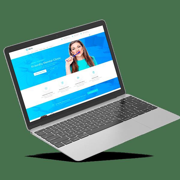 Conception de sites web pour les dentistes