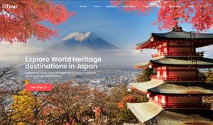 Diseño web agencia viajes