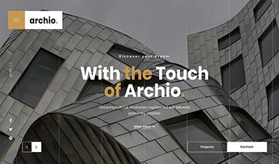 Ejemplos de diseño estudio arquitectura