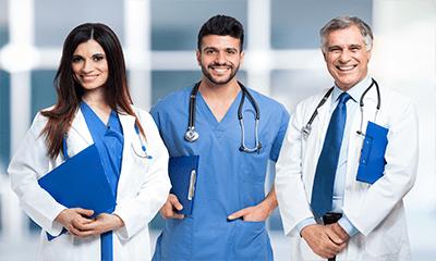 Ejemplos páginas web médicos