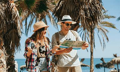 Ejemplos páginas web agencias de viajes