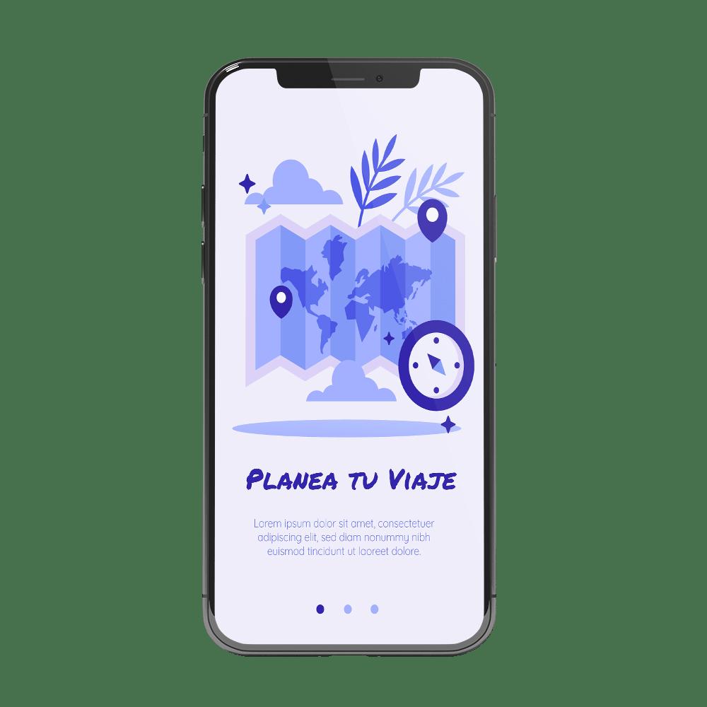 desarrollo app agencia de viajes