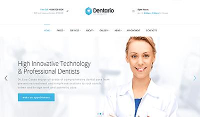diseño para dentistas ejemplo 8