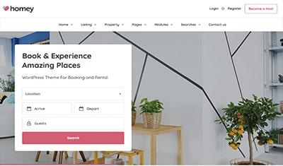 web design locations de vacances