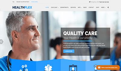 web design dentistes Barcelone