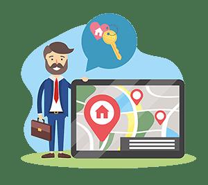 conception de sites web immobiliers