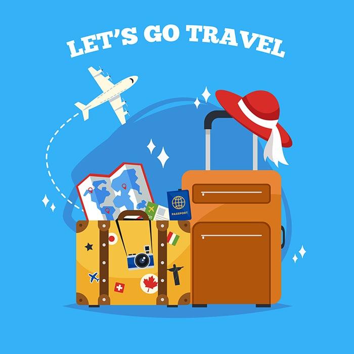 web design for travel agencies