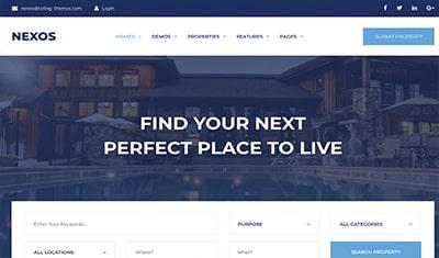 conceptions web pour agences immobilières