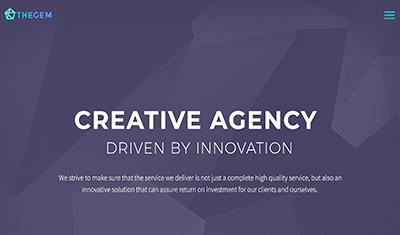 ejemplo de diseño web empresas