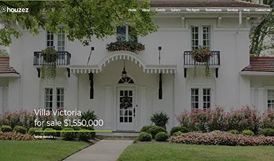 ejemplos web inmobiliarias